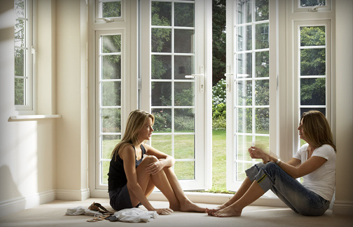 A Great Way To Increase The Natural Light Into Room Is With French Or Patio Doors They Are An Ideal Finish Conservatory